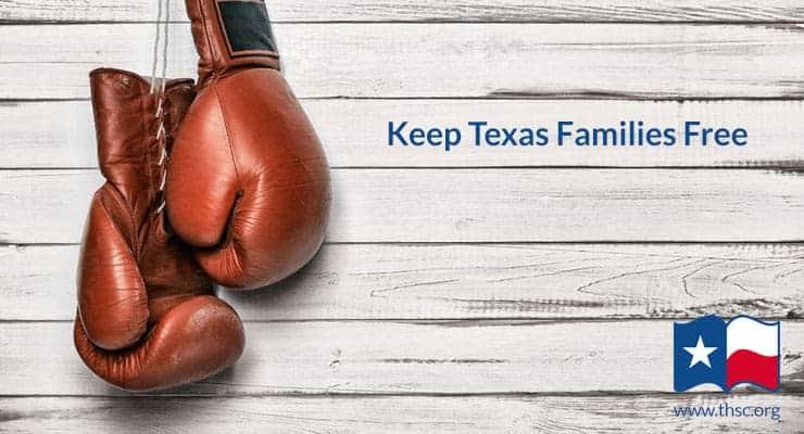 Keep Texas Families Free