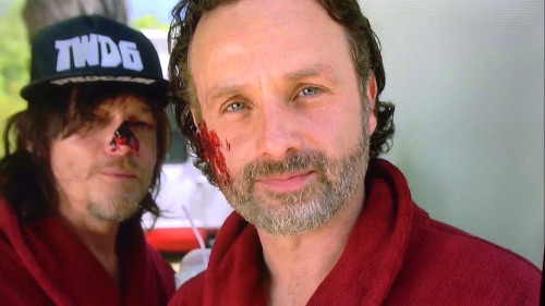 'The Walking Dead's' Red Nose Day Spoof Kills