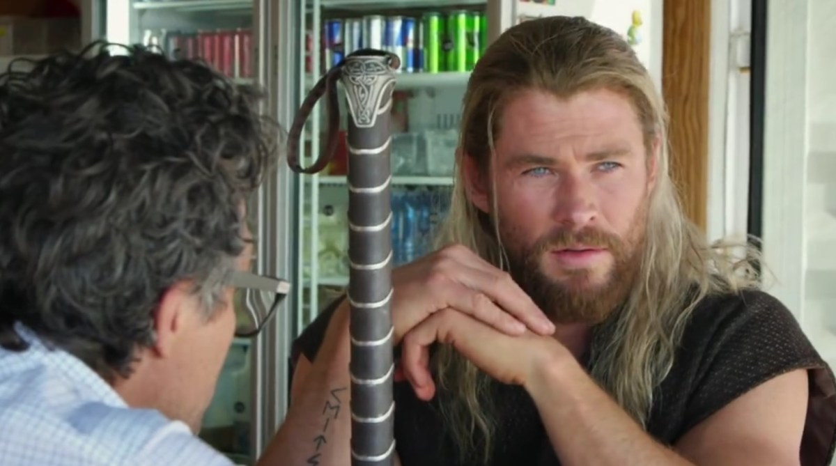 How 'Thor' Spends His Down Time | Comi-Con 'Team Thor' Spoof Video Released Online