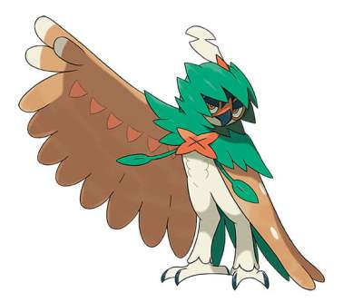 Image result for pokemon sun and moon decidueye