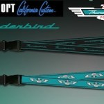 Thunderbird Logo Lanyard - New Product!