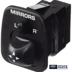 Power mirror switch
