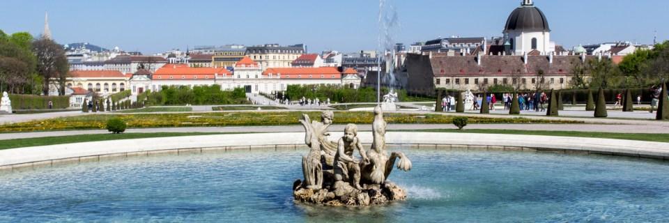 Belvedere Palace (pic courtesy: Belvedere Palace website)