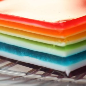 Tips for Making Rainbow Jello Fast!