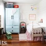 A Little Big Girl Bedroom