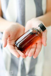 Pressure Cooker Pure Vanilla Extract