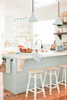 Fall Home Tour | In the Kitchen