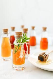 Pressure Cooker Infused Honey