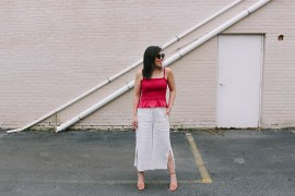 summer vibes: cropped and wide