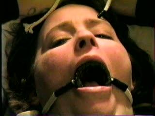 ring gag bondage