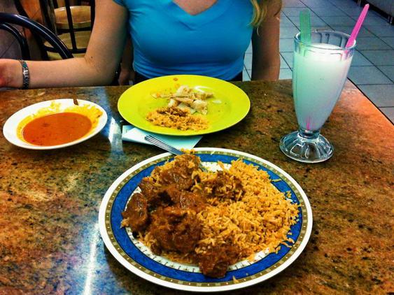 Kuala Lumpur Indian Food