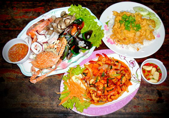 Hua Hin Meal