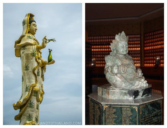 Jee Tek Lim Chinese Temple Chinese Gods