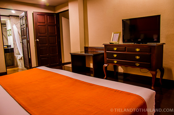 Nakhon Nayok Royal Hills Bedroom