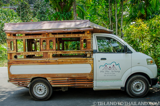 Phu Pha Ao Nang Resort Shuttle