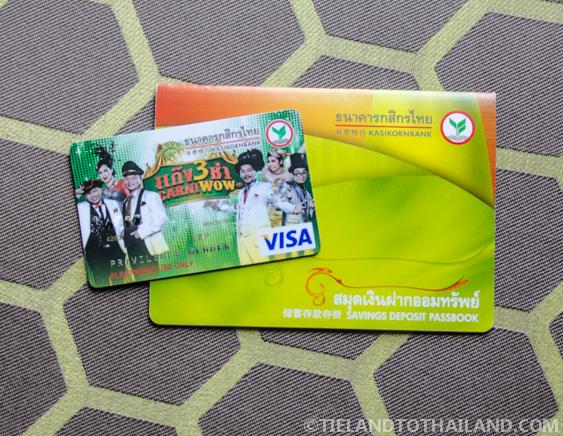 Thai Bank Card