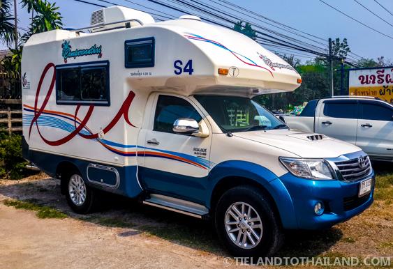 Campervan Thai Close Up