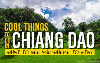 Cool Things to Do in Chiang Dao