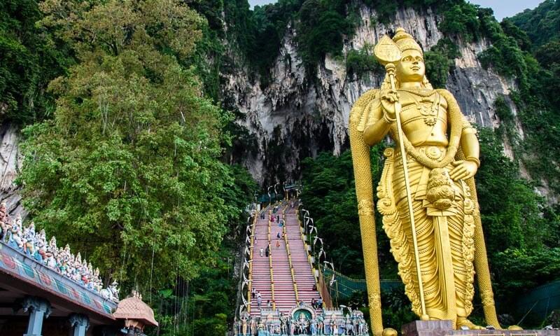 Batu Caves Kuala Lumpur Malaysia | Southeast Asia