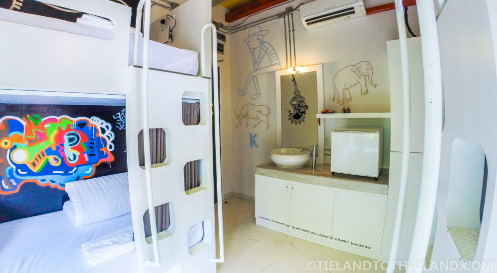 The House of Phraya Jasaen   Dormitory Room
