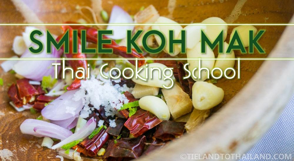 Smile Koh Mak Cooking School