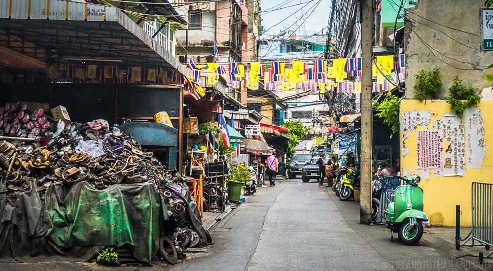 Chinatown Talat Noi