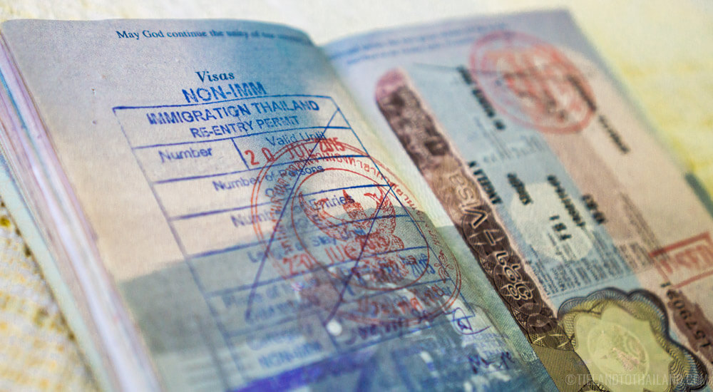 Thailand Life Hack: Get a Re-Entry Permit for long term stayers