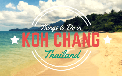 Things to Do in Koh Chang, Thailand