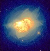 Nebulosa planetaria NGC7027