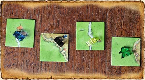Juegos de Mesa - Seguidores de Carcassonne