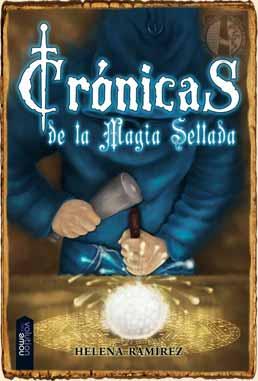 Carátula Crónicas de la magia sellada