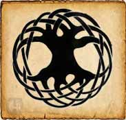 Símbolo celta: Crann Bethadh