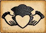 Símbolo celta: Claddagh