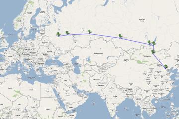 Ruta Transmongoliana