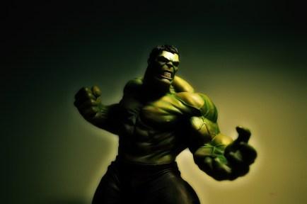 Hulk cover