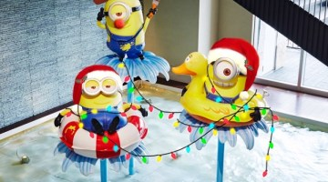 minion_xmasroom 2