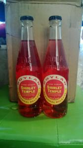 Shirley Temple flavor