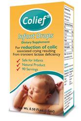 Colief Infant Drops.