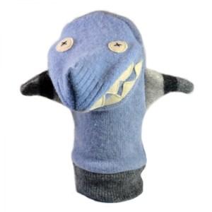 Cate & Levi Shark Puppet