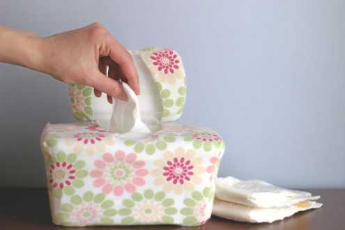WipesWraps Baby Wipes Covers