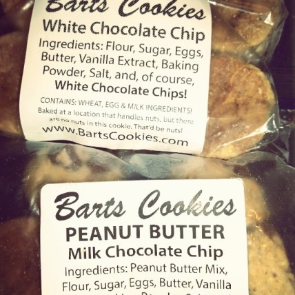 Barts Cookies