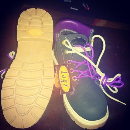 Lugz Boots for woman in Purple
