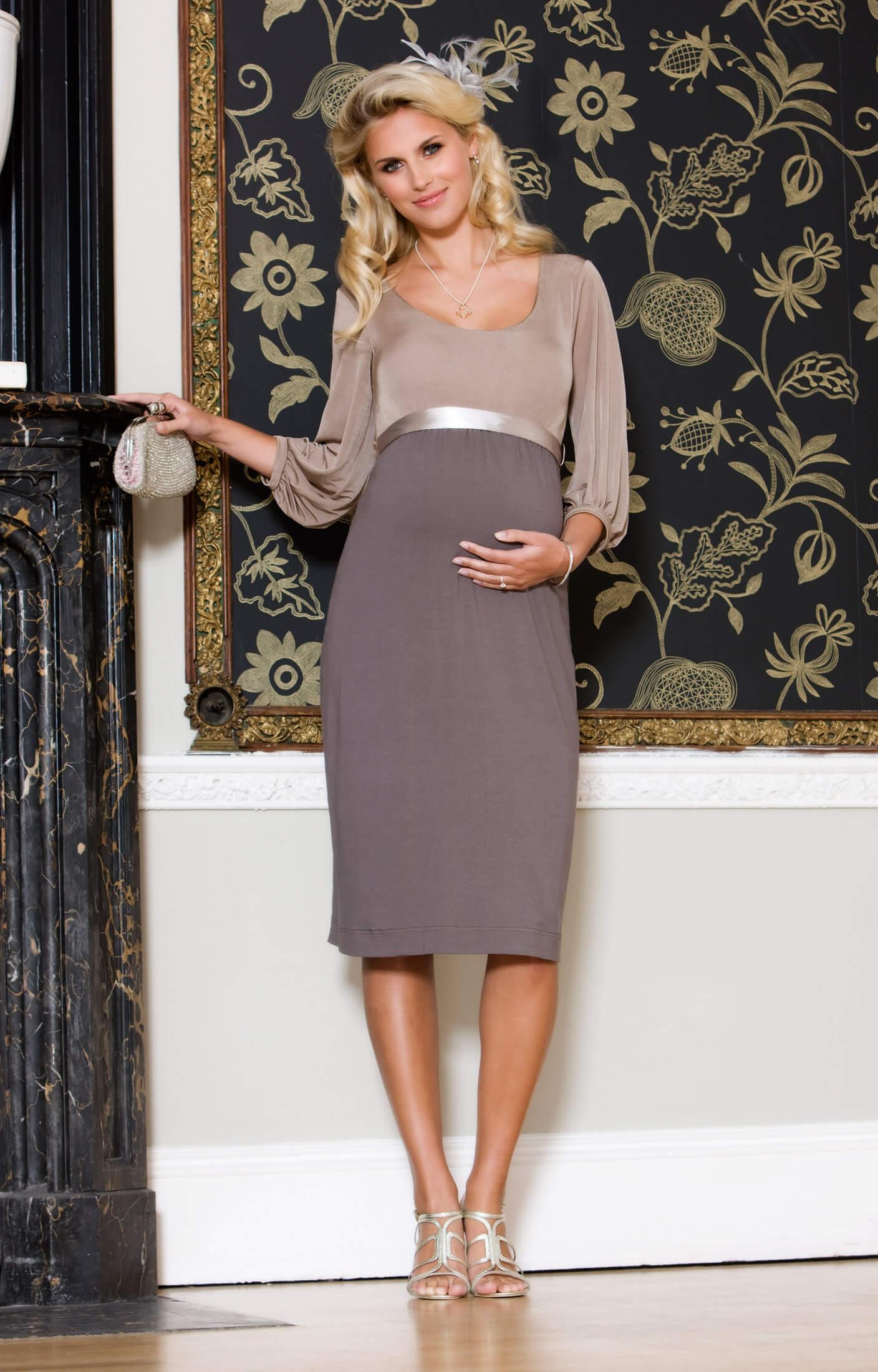 Sienna Maternity Dress (Dusk) maternity dresses for weddings Sienna Maternity Dress Dusk by Tiffany Rose
