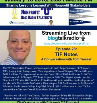 Nonprofit U TIF segment