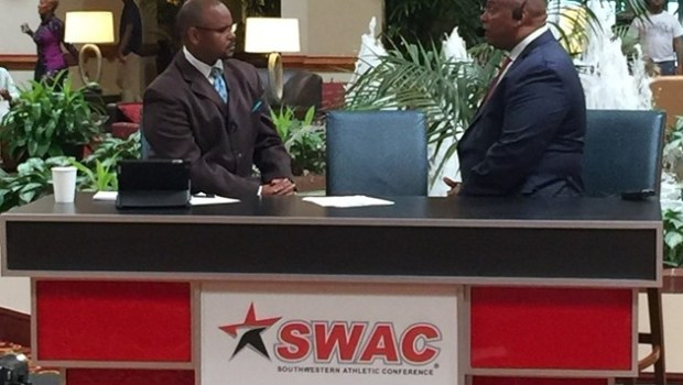 The Southwestern Athletic Conference officially opened the 2016 football season with its annual SWAC Football Media Day in Birmingham …read more Source:: TSUSports.com Related posts: Texas Southern partners with Root […]
