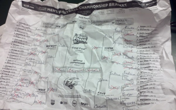 Excuses For Your Busted Bracket