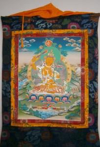 Thangka Boeddha