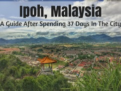 ipoh visitors guide