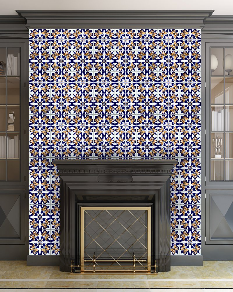 Smashing Fireplace As You Can See Re Fireplace Tiles Tile Home Guide Can You Tile Over Tile On Shower Can You Tile Over Tile Counters houzz-03 Can You Tile Over Tile