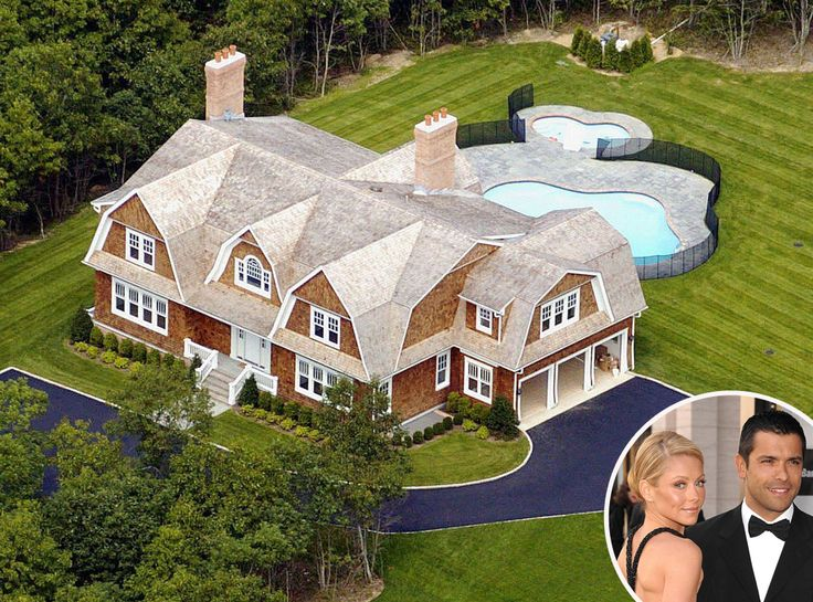 How the rich famous do 39 home sweet home 39 for Celebrity homes in the hamptons